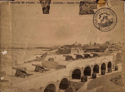 История Альмейда — военный музей в Санта-Крус-де-Тенерифе