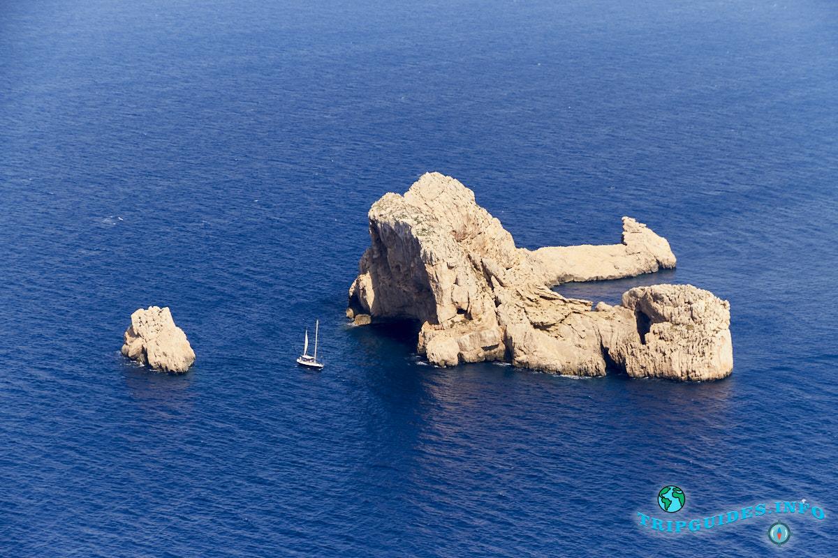 Небесные врата - Las Puertas del Cielo остров Ибица Испания