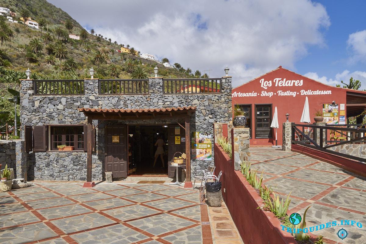 Этнографический парк Ла-Гомера PEG Los Telares