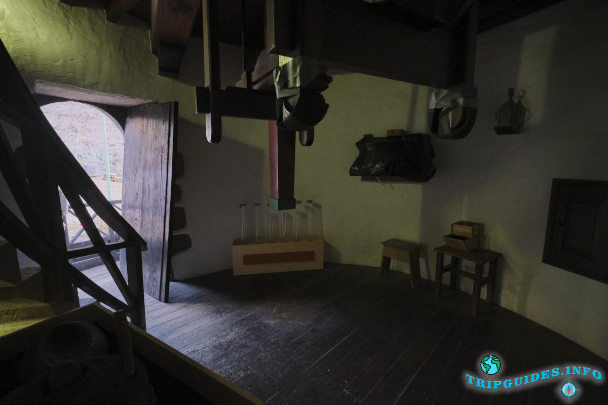 Мельница - Molino de Viento в Моган на Гран-Канария