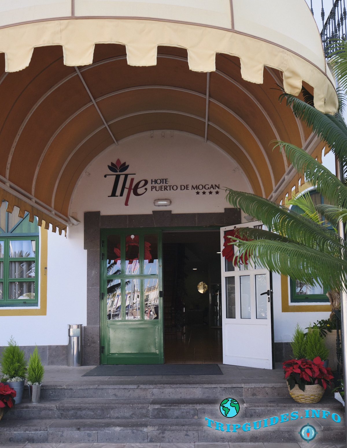 Отели Пуэрто-Моган-де-Гран-Канария