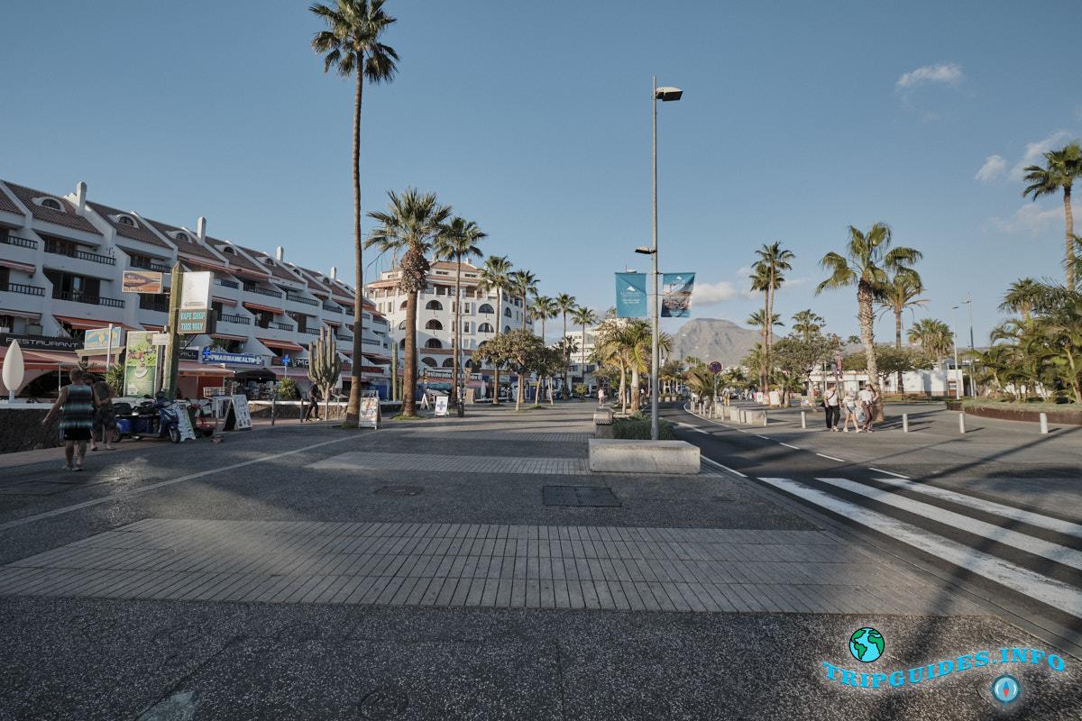 Плайя-де-Лас-Америкас Тенерифе Испания