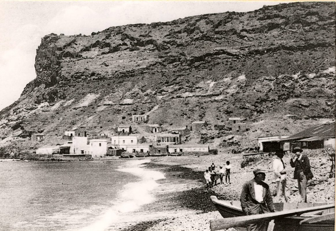 Пуэрто-де-Моган в древности на Гран-Канария - Испания - Канарские острова