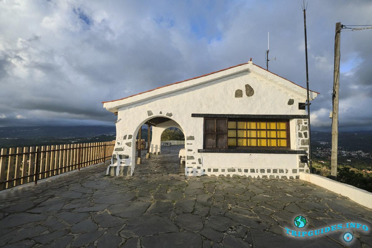 Кальдера-де-Бандама на Гран-Канарии, Канарские острова, Испания