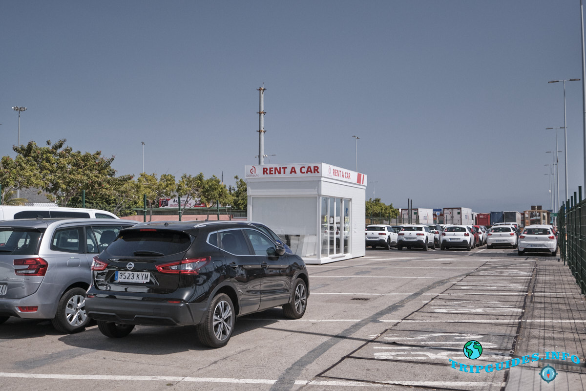 Сomautorentacar - аренда автомобилей в круизном порту Санта-Крус-де-Тенерифе