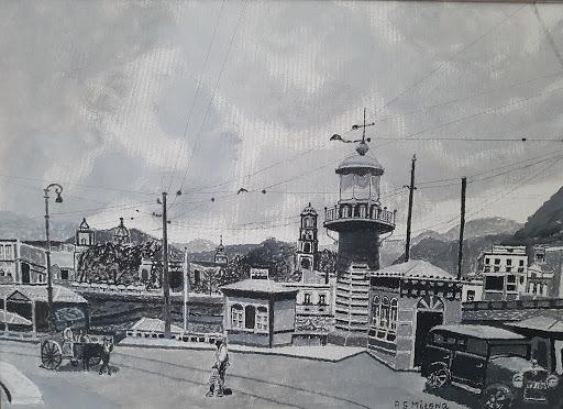 Ла-Фарола-дель-Мар - старинный маяк в Санта-Крус-де Тенерифе