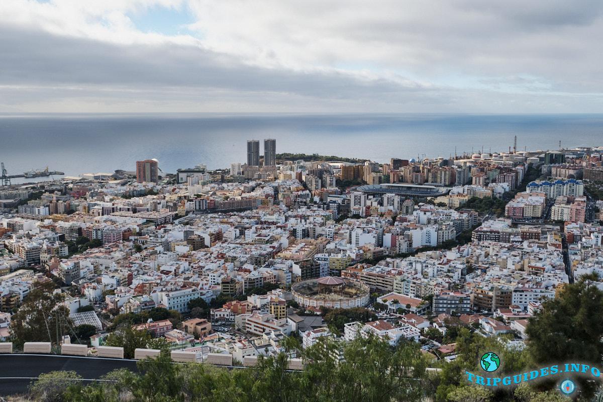 Жизнь на Тенерифе - столица Санта-Крус-де-Тенерифе