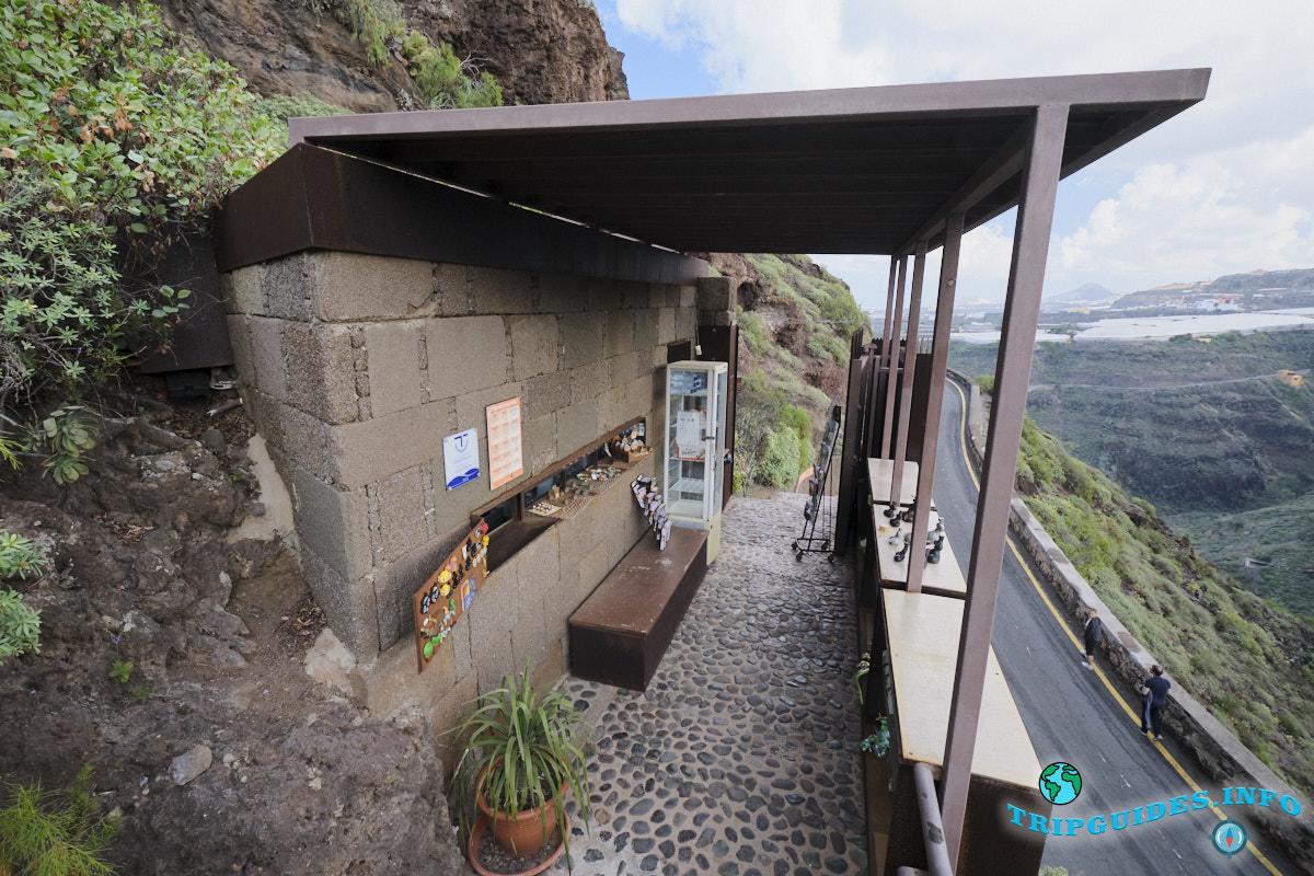 Сенобио-де-Валерон Гран-Канария Канарские острова Испания