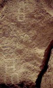 Наскальные рисунки, гравюры найденные на Эль Иерро - Числа