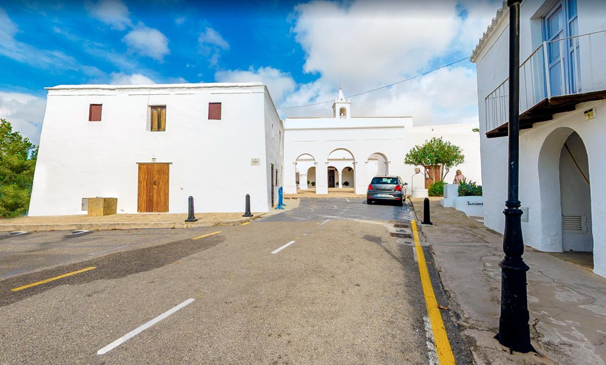 Приходская церковь Святого Архангела Михаила на Ибице, Балеарские острова, Испания