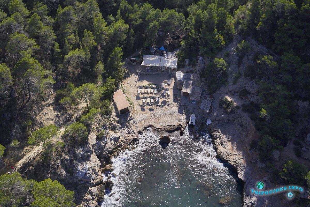 Порт-де-Сан-Мигель на Ибице - Балеарские острова, Испания