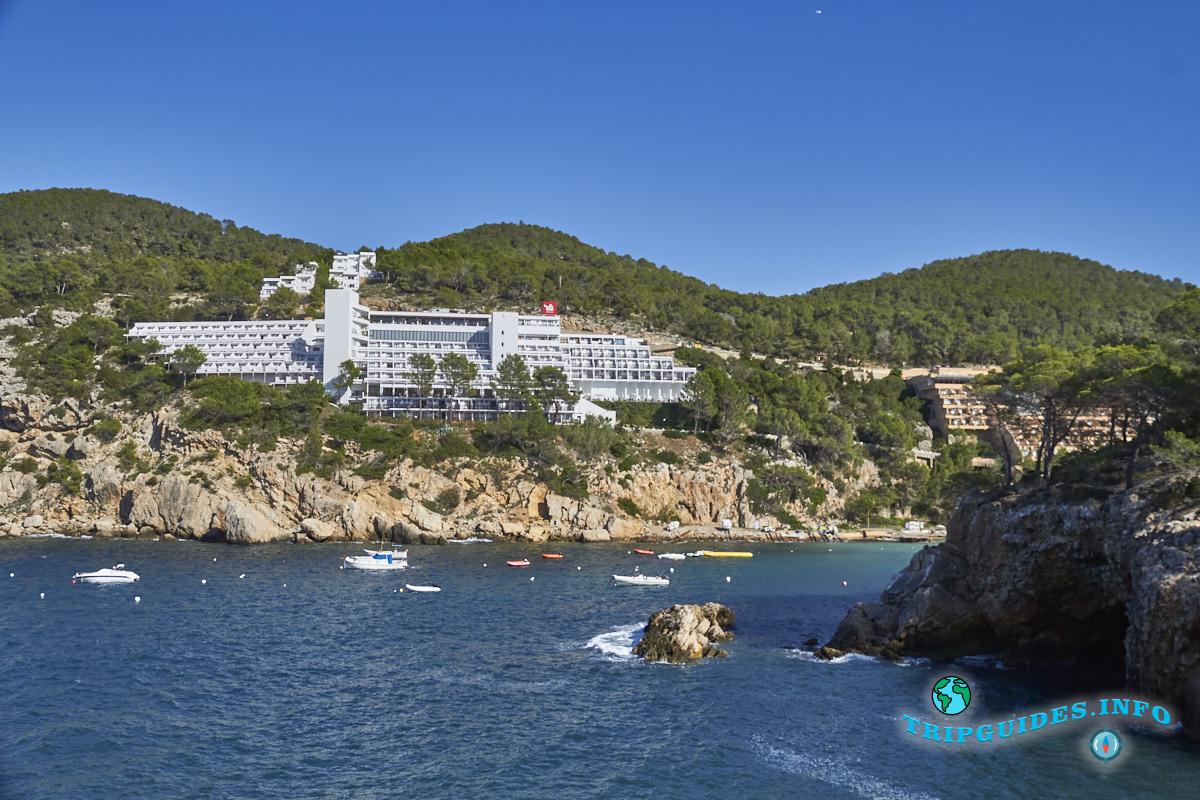 Отели в Порт-де-Сан-Мигель на Ибице - Балеарские острова, Испания