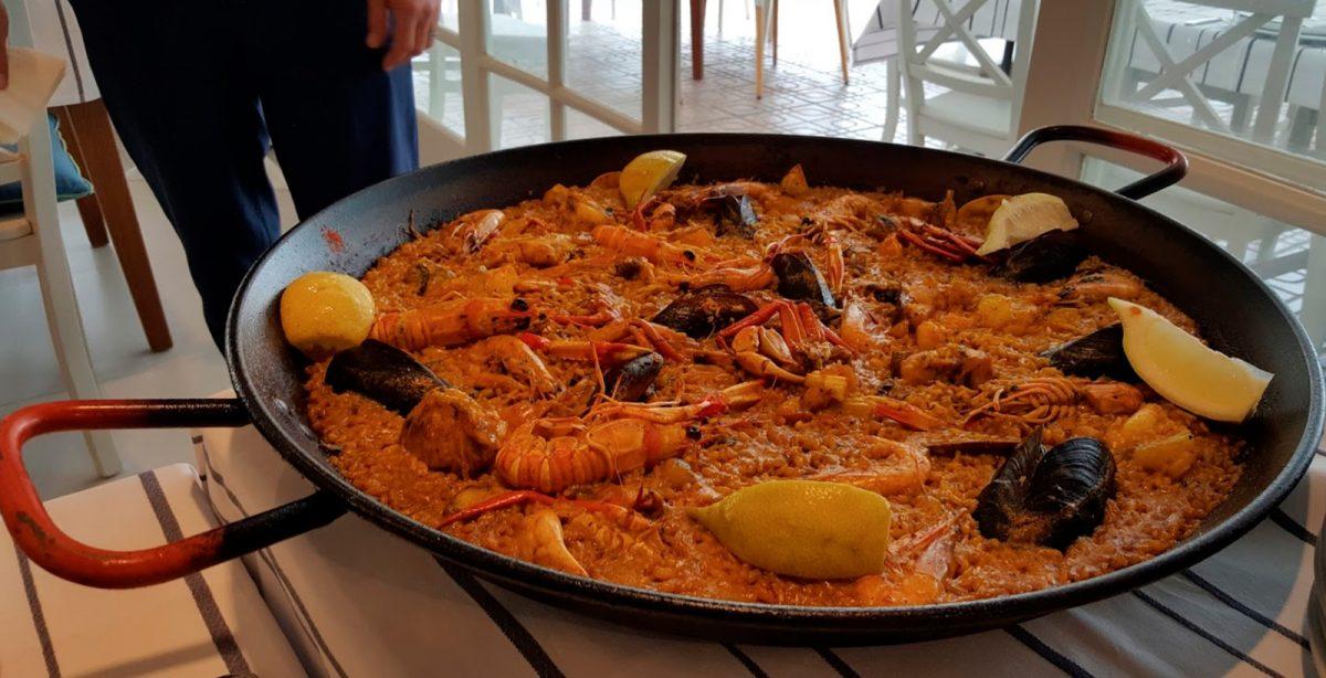 Restaurante Port Balansat, Port de Sant Miquel, Ибица, Бареарские острова