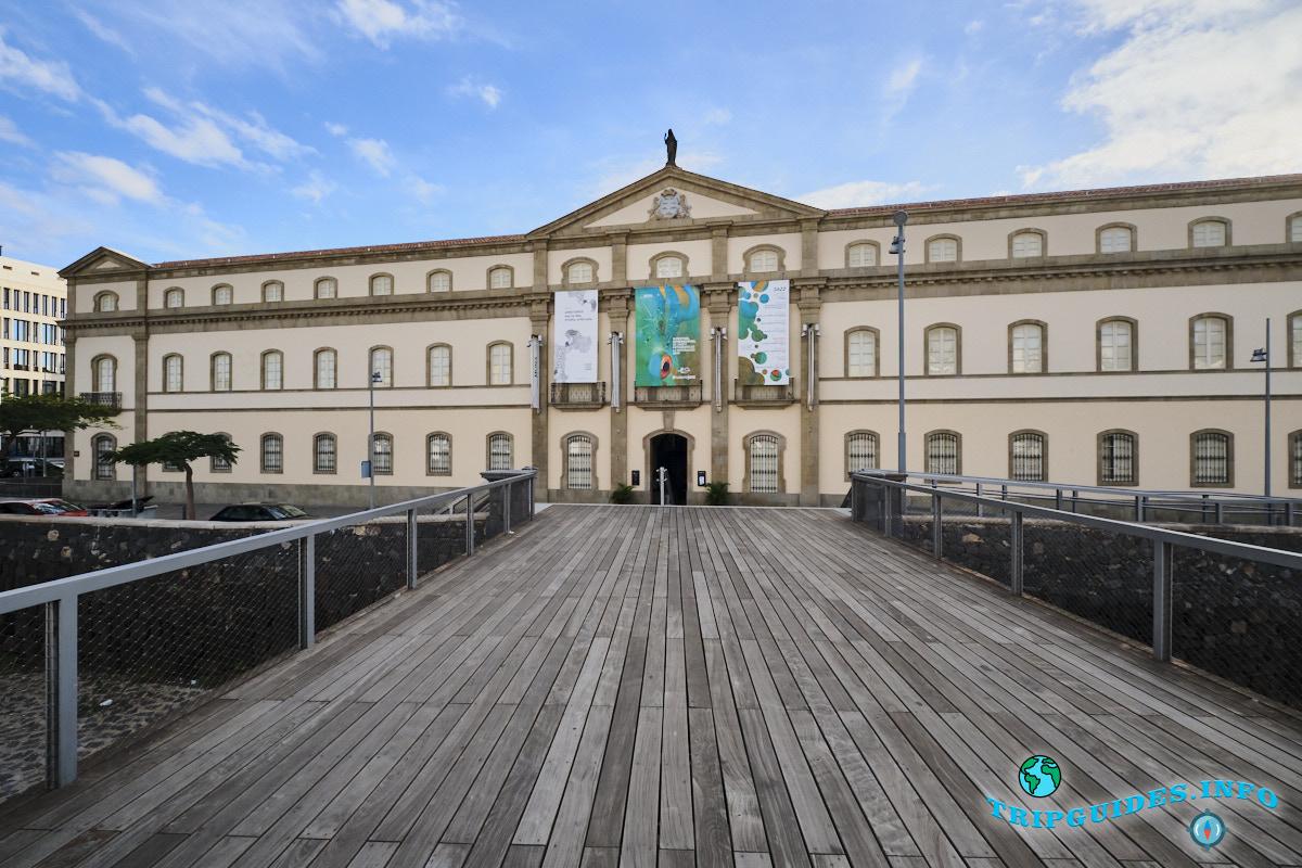 Музей природы и археологии в Санта-Крус-де-Тенерифе, Канарские острова, Испания