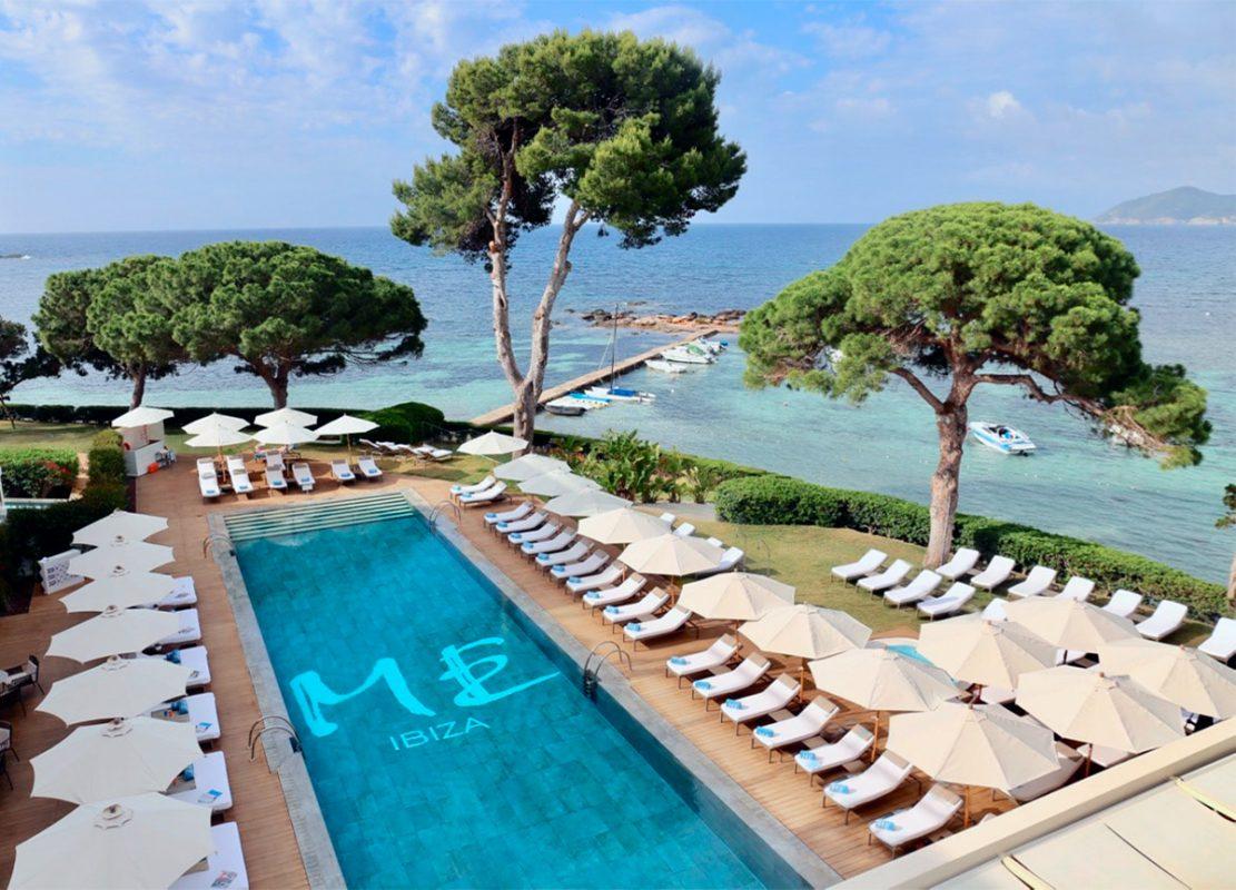 Отель ME Ibiza