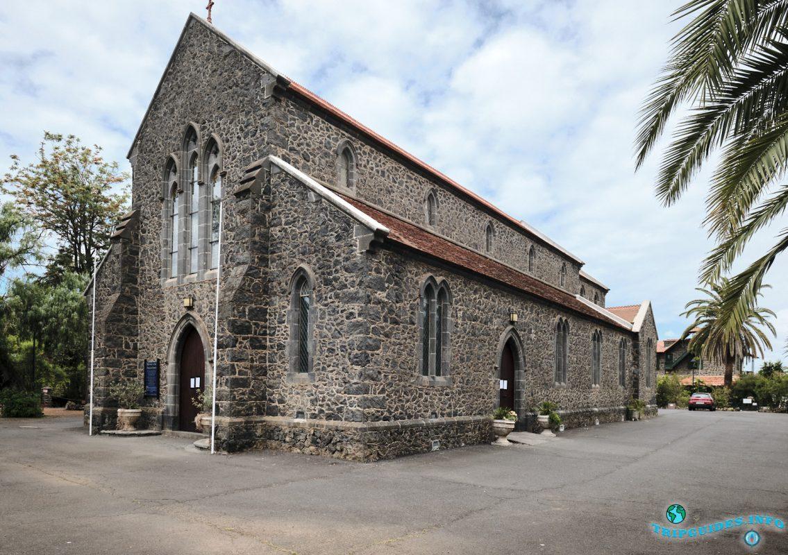 Церковь всех Святых Iglesia Anglicana de Puerto de la Cruz Тенерифе