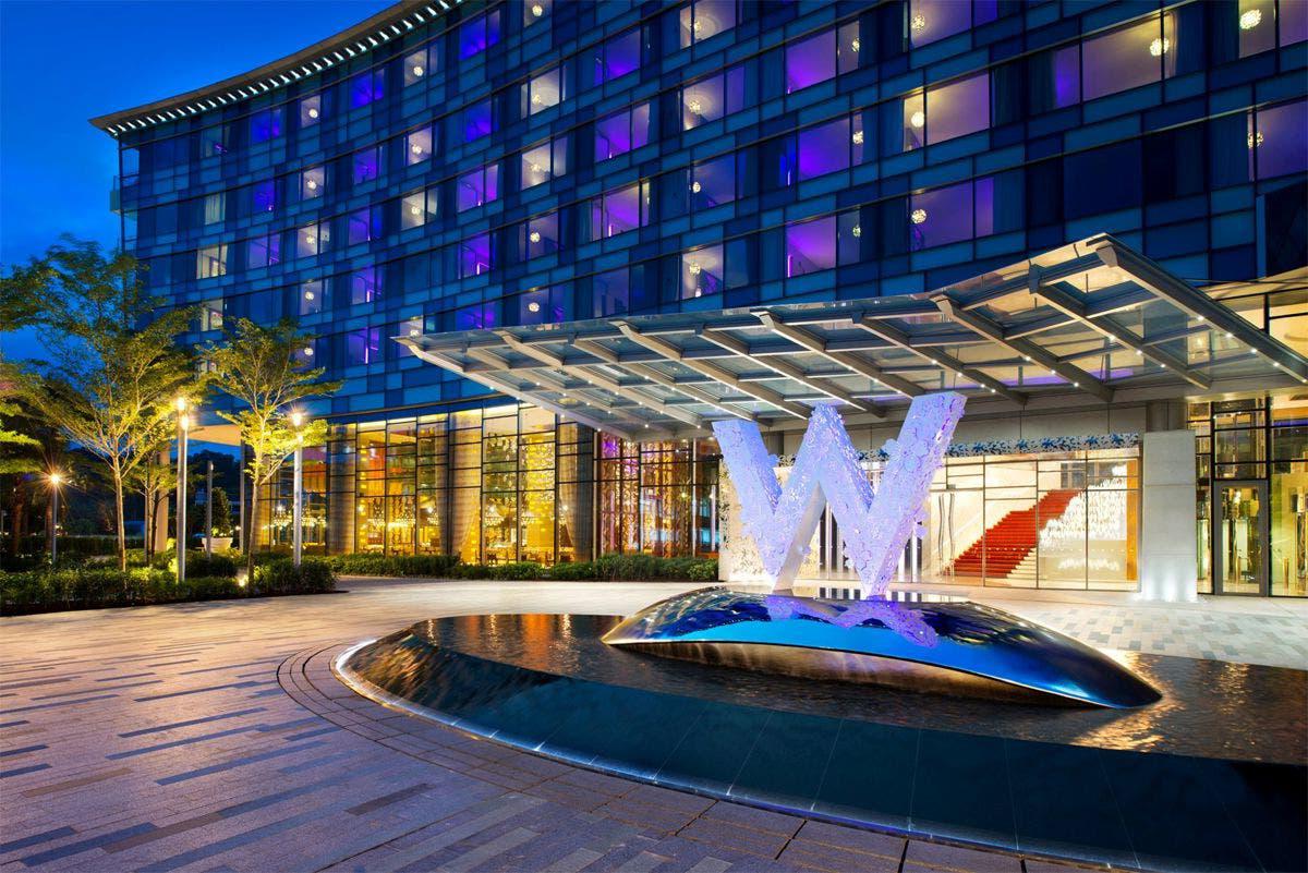 Отель W Ibiza