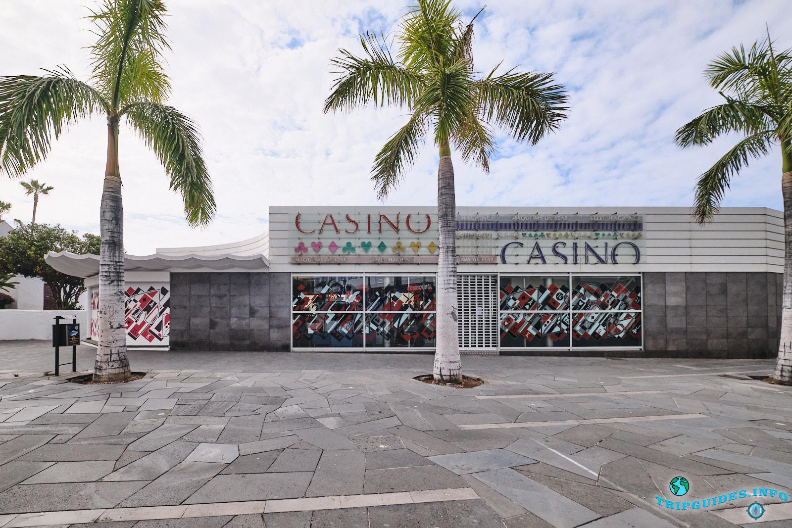 Казино на тенерифе на карте казино premier casino