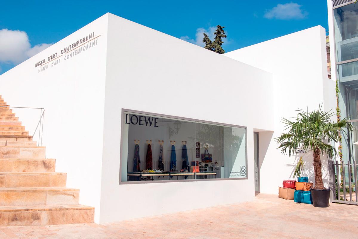 Музей современного искусства (МАСЕ) в Дальт Вила на Ибице, Испания