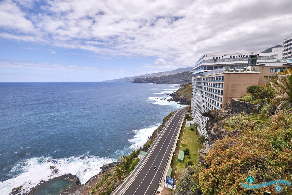 Отель Best Semiramis в Пуэрто-де-Ла-Крус Тенерифе Испания