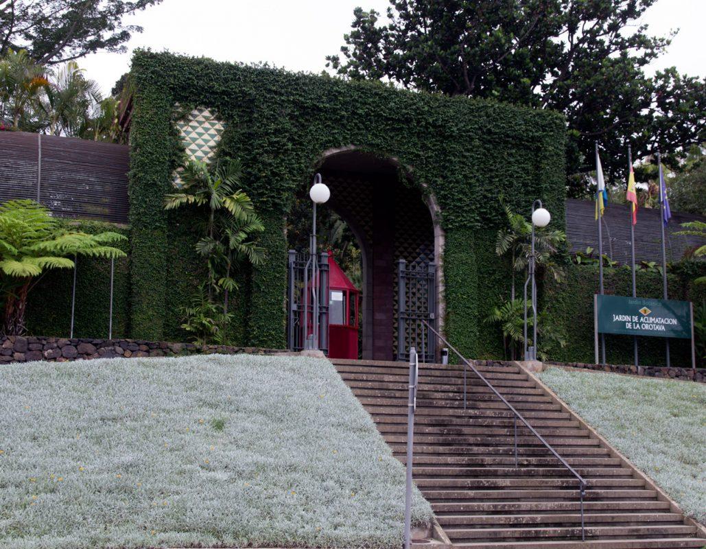 Ботанический сад Пуэрто-де-Ла-Крус - Тенерифе, Канарские острова, Испания