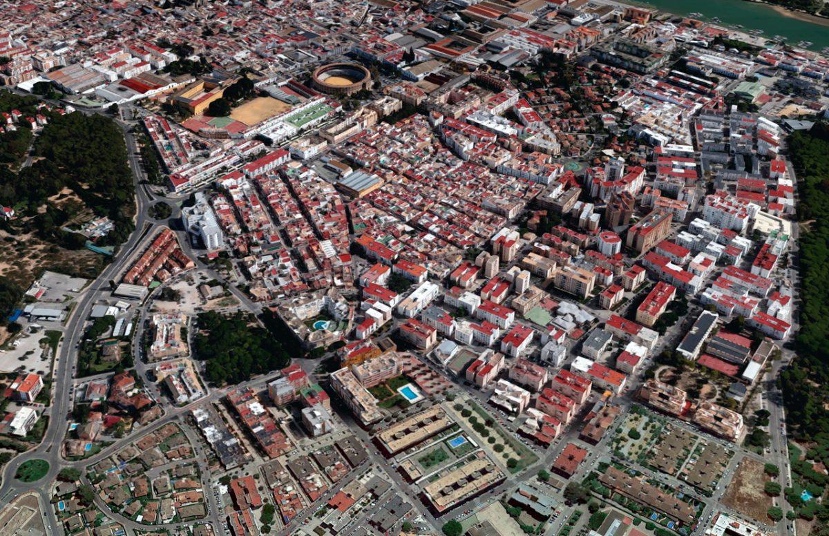 Эль-Пуэрто-де-Санта-Мария в Андалусии, Испания
