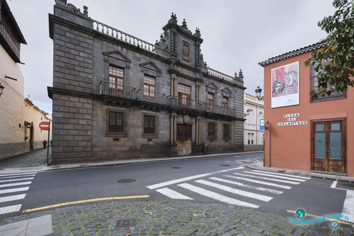 Город Ла Лагуна (San Cristobal de La Laguna) - Тенерифе, Канарские острова, Испания