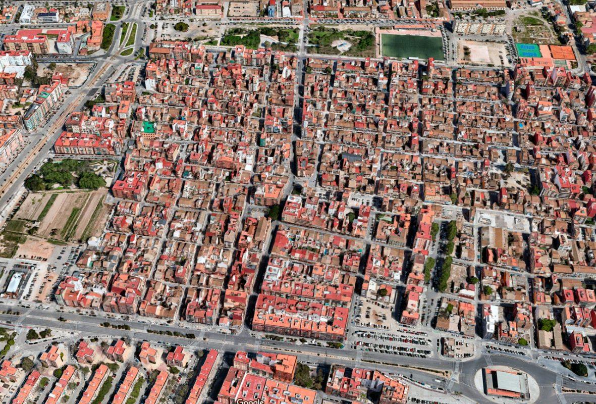 Кабаньяль в Валенсии, Испания