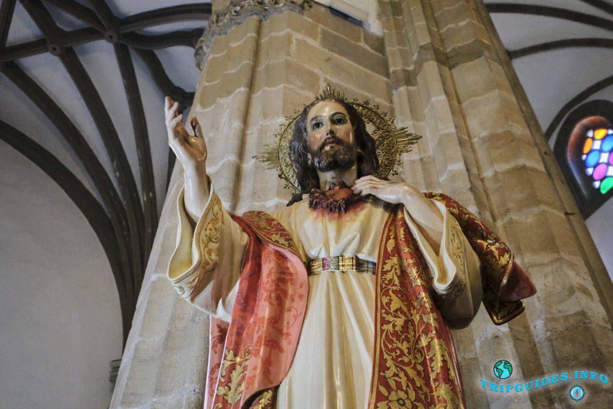 Кафедральный собор Святой Анны на Гран-Канарии, Канарские острова, Испания