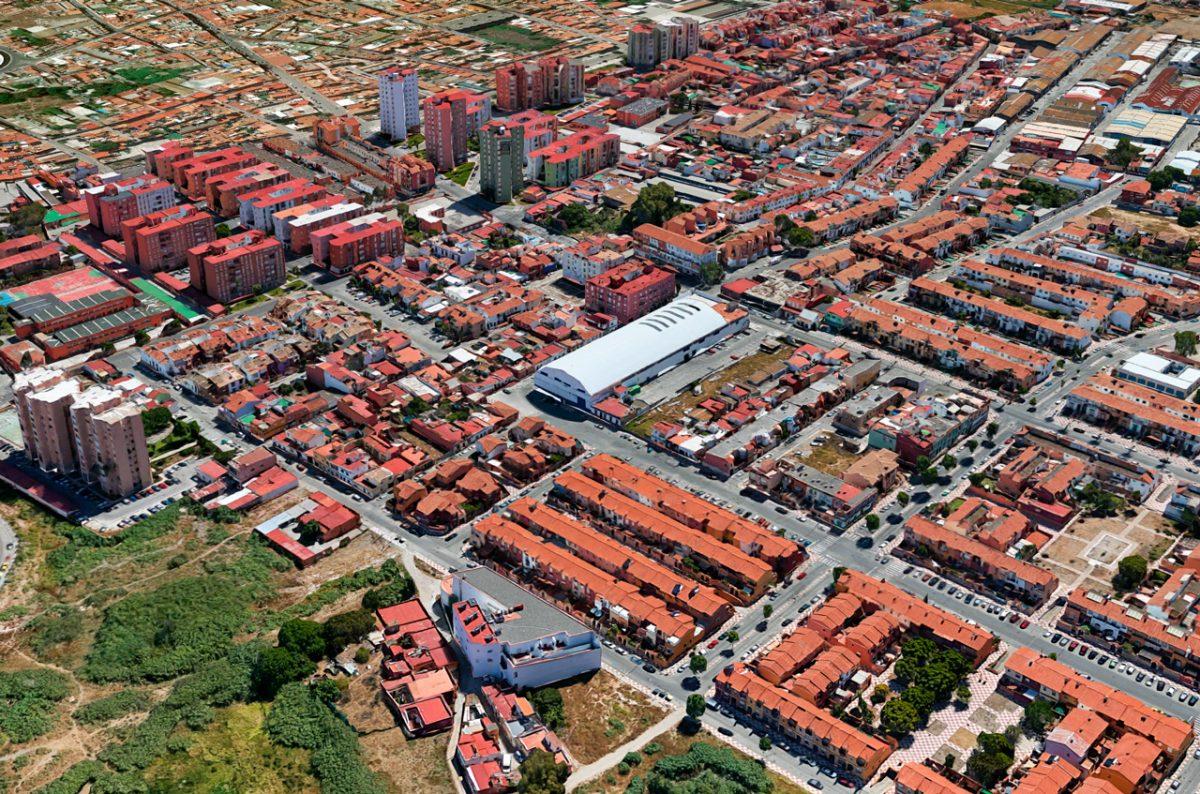 Ла-Линеа-де-Консепсьон в Кадисе, Испания