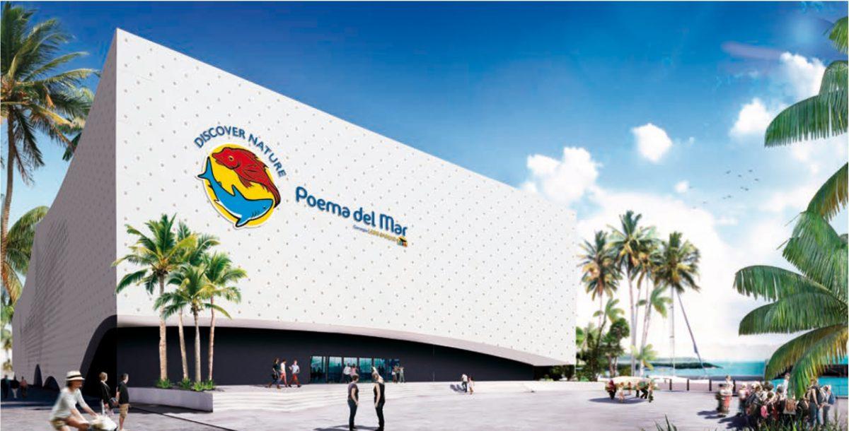 Поэма-дель-Мар - аквариум на Гран-Канарии, Испания