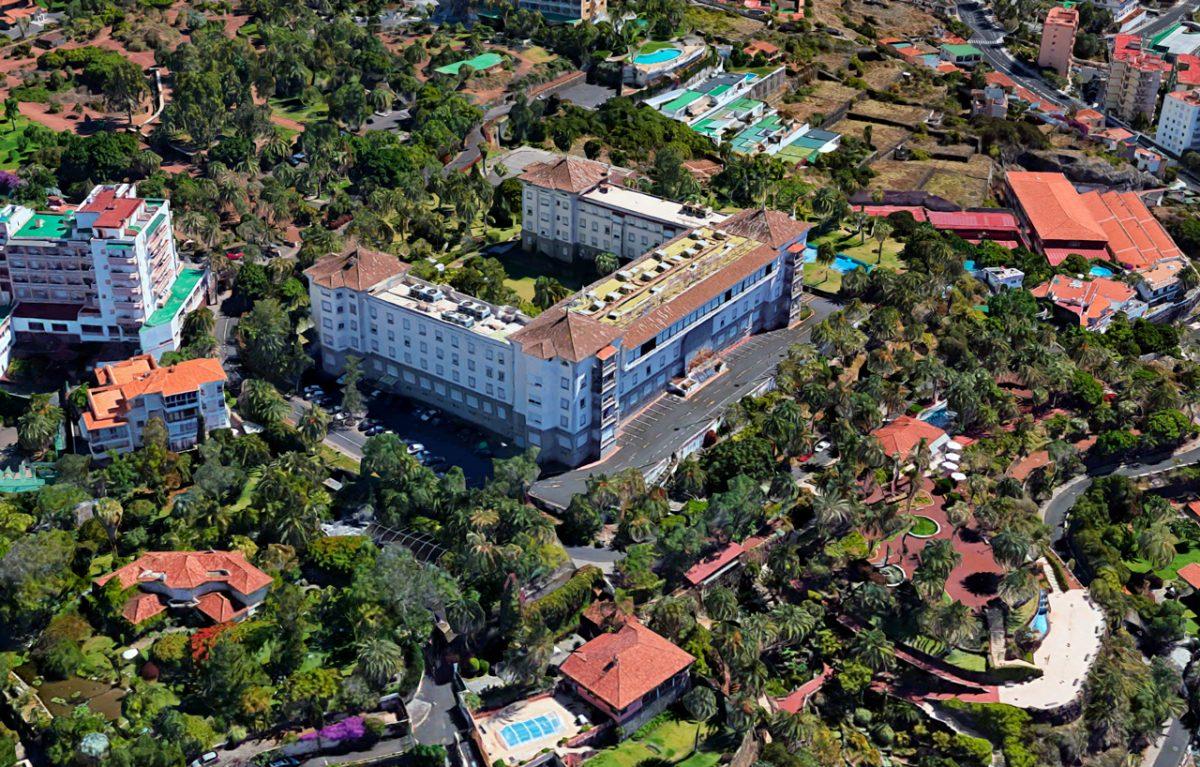 Таоро - первый отель на Тенерифе, Канарские острова, Испания