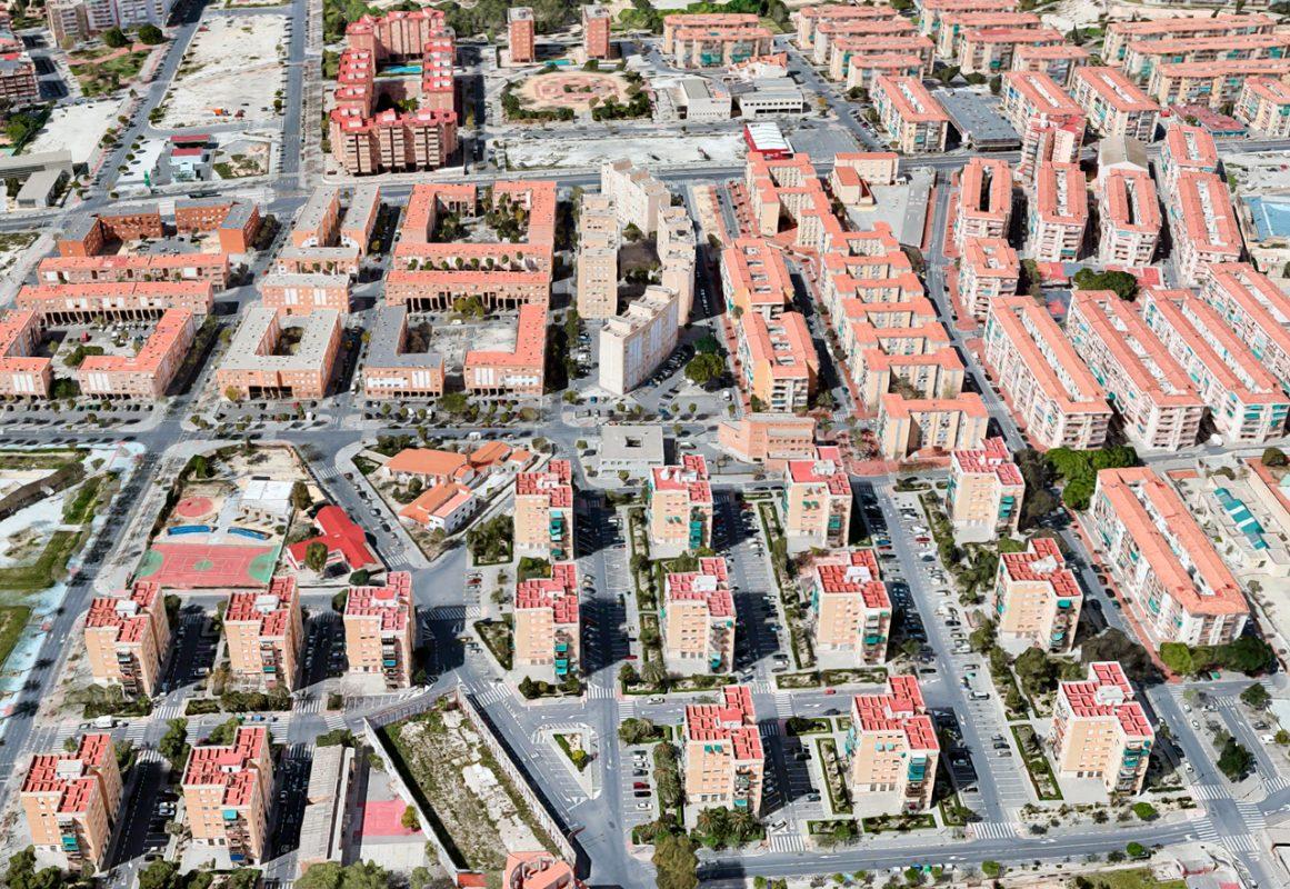 Вирхен-дель-Кармен в Аликанте, Испания
