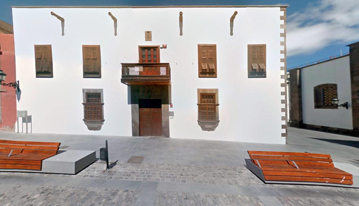 Дом Каса-Вестерлинг в районе Вегета в городе Лас-Пальмас-де-Гран-Канария, Испания