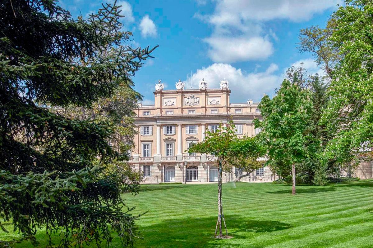 Дворец Лирия в Мадриде, Испания - Palacio de Liria