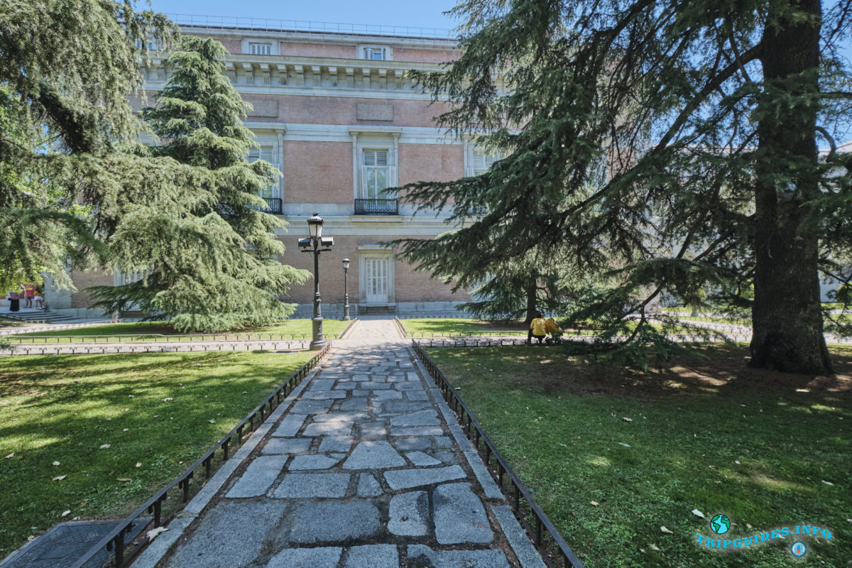 Национальный музей изобразительного искусства - Прадо в Мадриде, Испания - Museo Nacional del Prado