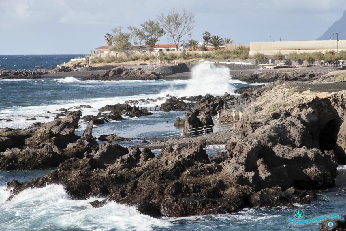 Отдых на Тенерифе - Чарко Ла-Хакита, Канарские острова, Испания