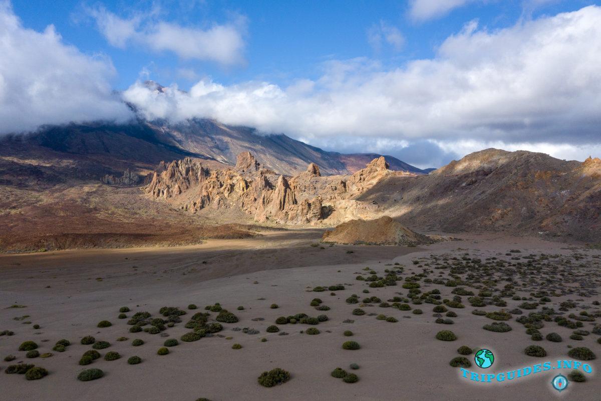 Отдых на Тенерифе и вулкан Тейде, Канарские острова, Испания
