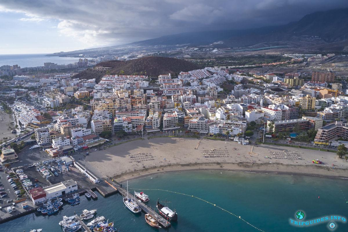 Отдых на Тенерифе - Лос Кристианос, Канарские острова, Испания