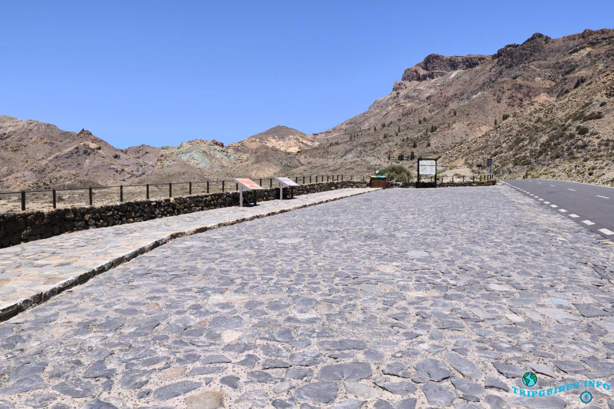 Отдых на Тенерифе - Национальный Парк Тейде, Канарские острова, Испания