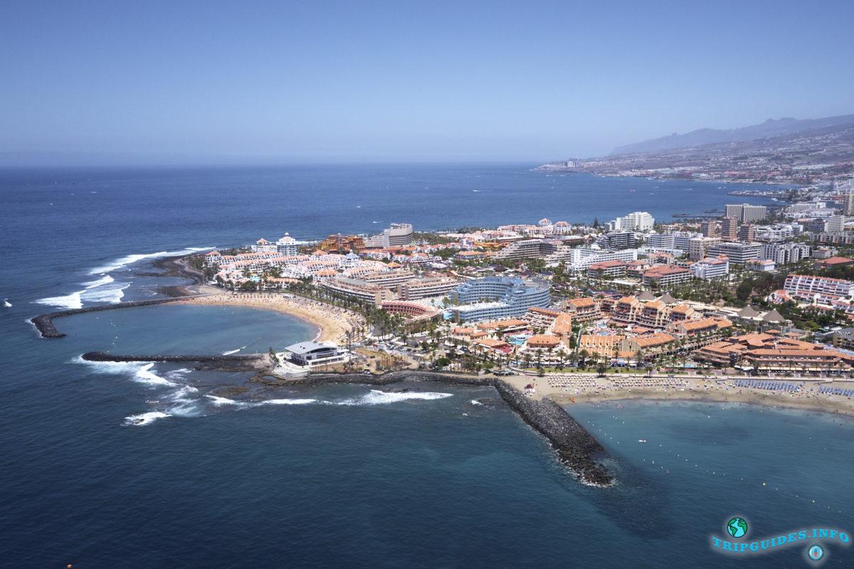 Отдых на Тенерифе - Плайя-де-Лас-Америкас, Канарские острова, Испания