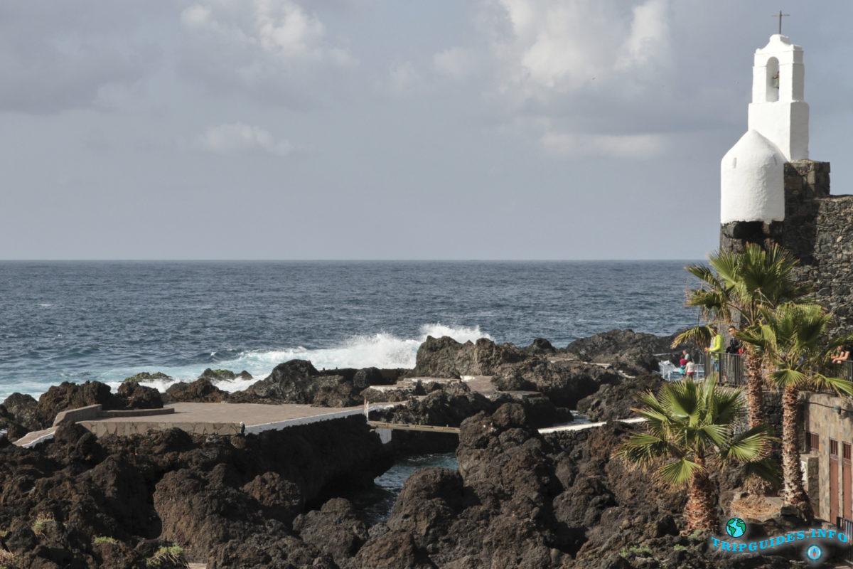 Отдых на Тенерифе - Природные бассейны Эль-Калетон, Канарские острова, Испания