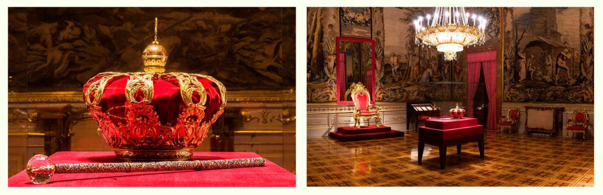 Sala de la Corona Королевский дворец в Мадриде, Испания - Palacio Real de Madrid