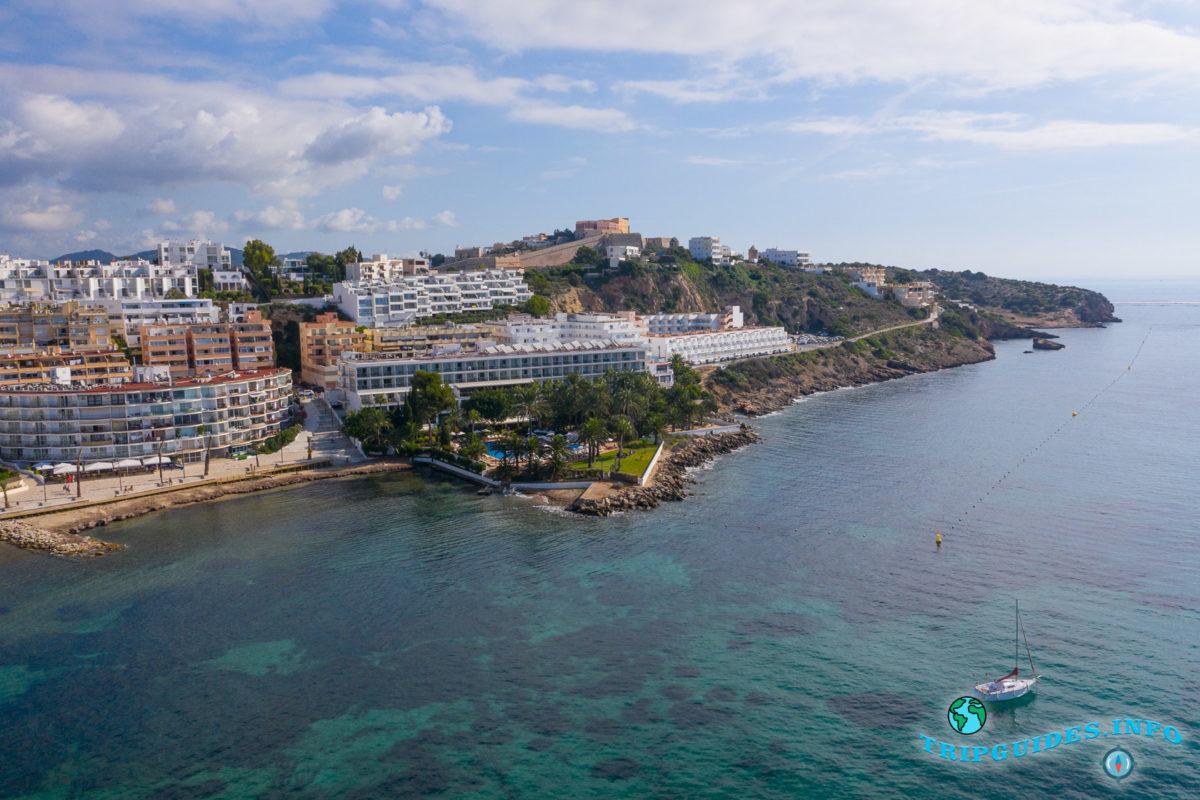 Столица - город Ибица - Ивиса, Балеарские острова, Испания