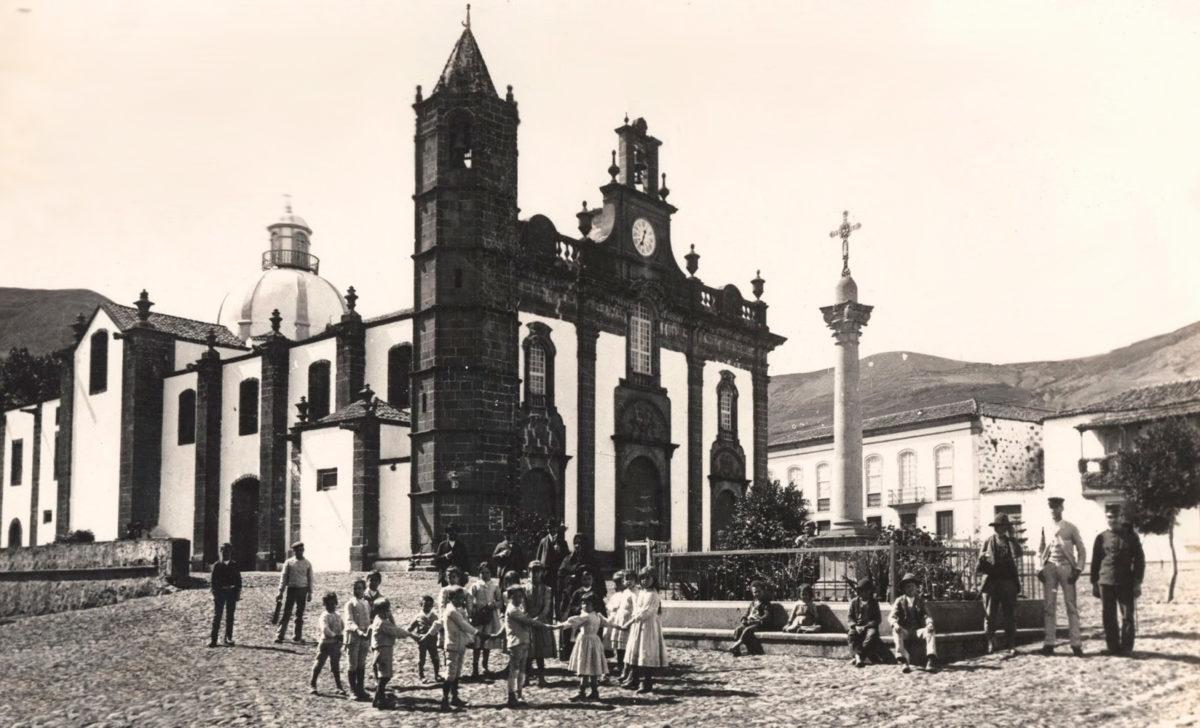 Город Терор на Гран-Канарии в прошлом