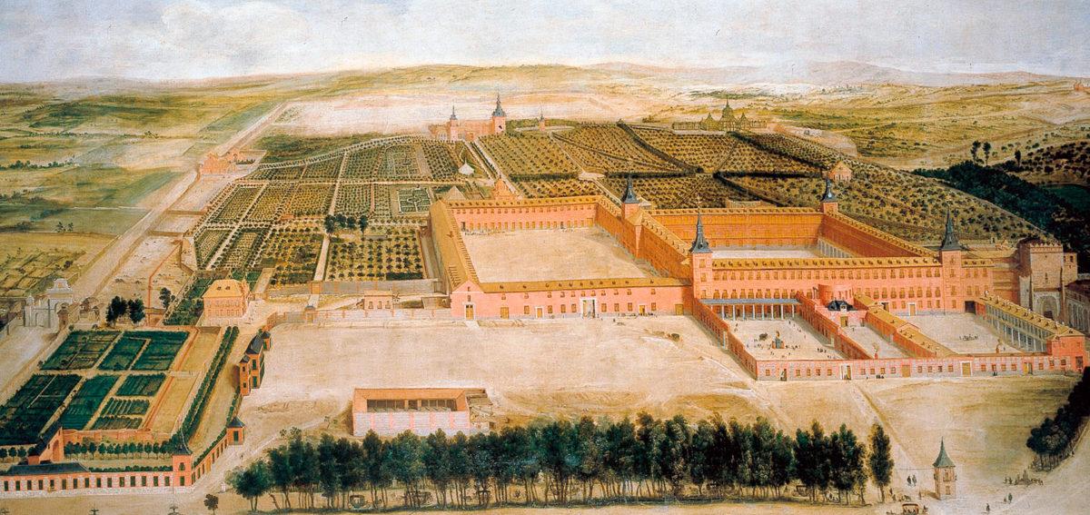 Дворец Паласио-Буэн-Ретиро