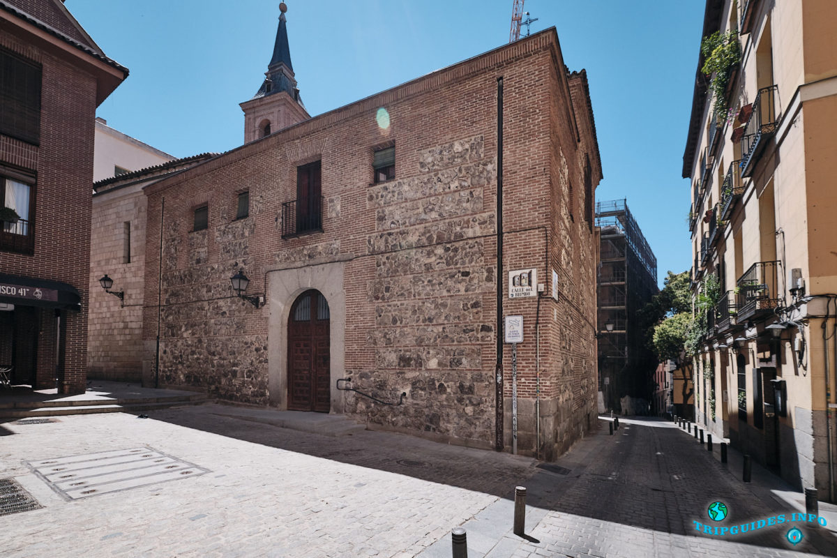 Церковь Святого Николая в Мадриде - столица Испании - Iglesia de San Nicolás