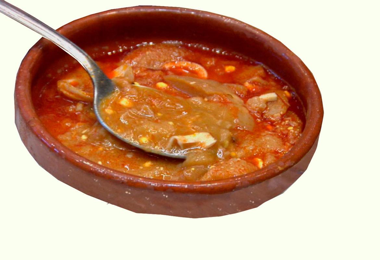 Кухня Мадрида - Чесночные супы - Sopa de Ajo