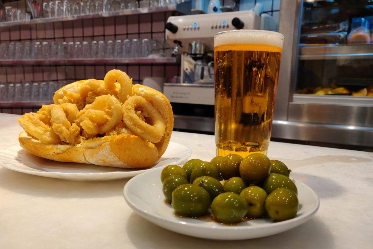 Кухня Мадрида - мадридская еда, блюда Мадрида - столица Испании