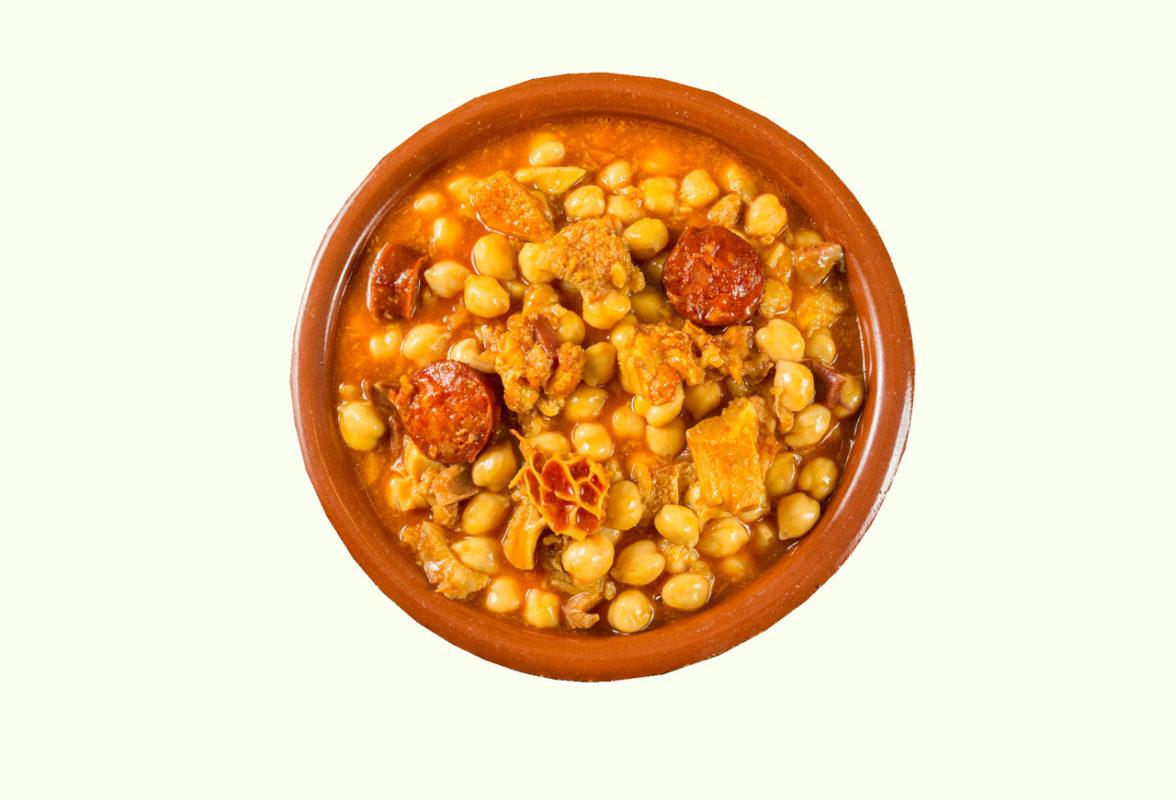 Кухня Мадрида - Рубец по мадридски - Callos a la madrileño